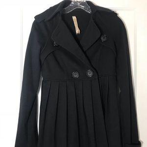 Bailey 44 Black Coat! Excellent Condition!